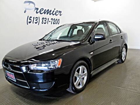 2013 Mitsubishi Lancer for sale at Premier Automotive Group in Milford OH
