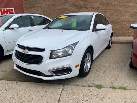 2015 Chevrolet Cruze for sale at Cars To Go in Lafayette IN