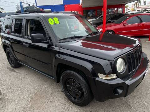 2008 Jeep Patriot for sale at North County Auto in Oceanside CA