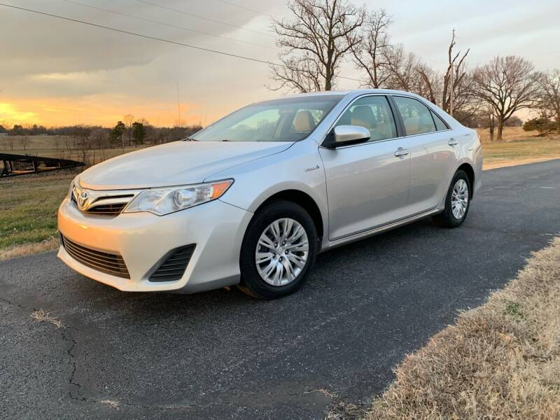 2014 Toyota Camry Hybrid for sale at Champion Motorcars in Springdale AR