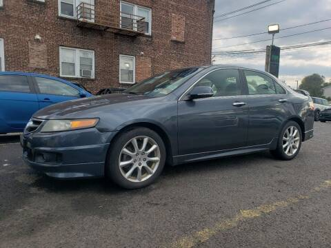 2007 Acura TSX for sale at Innovative Auto Group in Little Ferry NJ