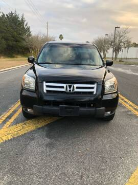 2007 Honda Pilot for sale at Carlyle Kelly in Jacksonville FL