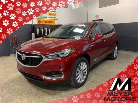 2021 Buick Enclave for sale at Meyer Motors in Plymouth WI