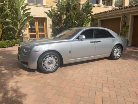 2014 Rolls-Royce Ghost for sale at Urge to Drive LLC in Escondido CA