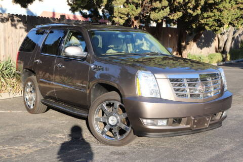2012 Cadillac Escalade for sale at California Auto Sales in Auburn CA