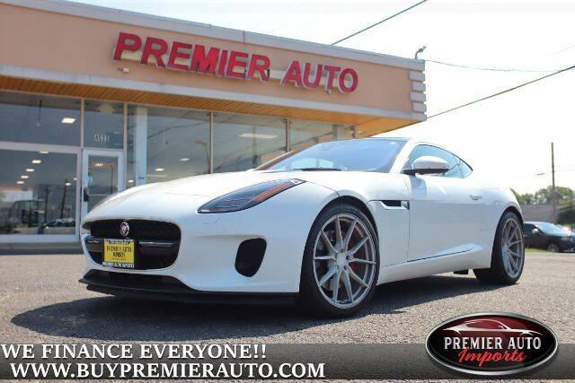 2018 Jaguar F-TYPE for sale in Temple Hills, MD