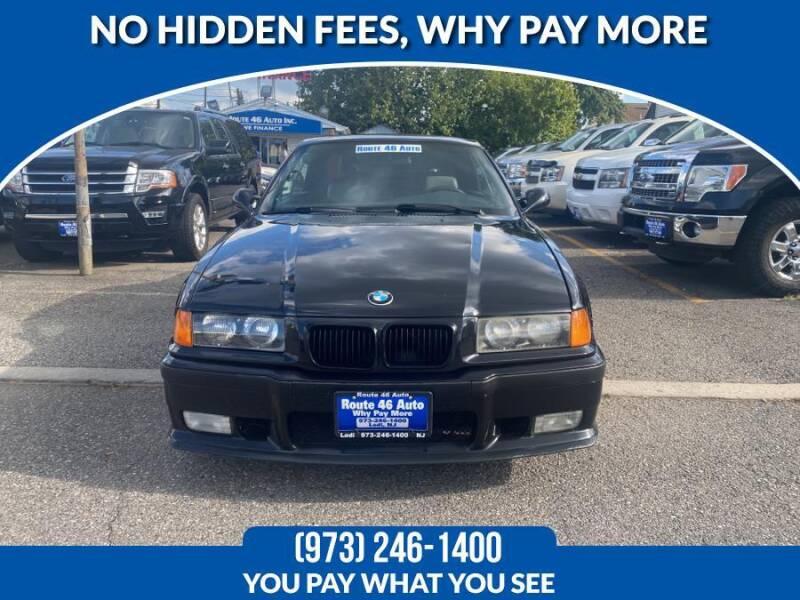 1998 BMW M3 for sale at Route 46 Auto Sales Inc in Lodi NJ