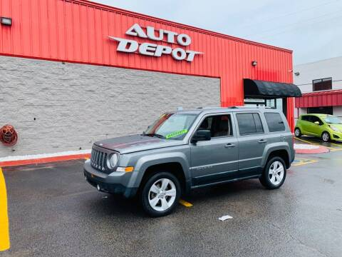 2011 Jeep Patriot for sale at Auto Depot of Smyrna in Smyrna TN