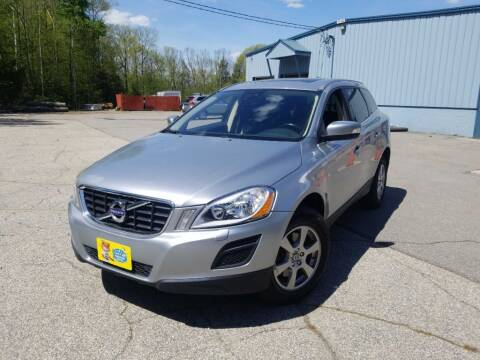 2012 Volvo XC60 for sale at Granite Auto Sales in Spofford NH
