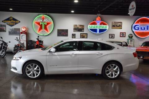 2017 Chevrolet Impala for sale at Choice Auto & Truck Sales in Payson AZ