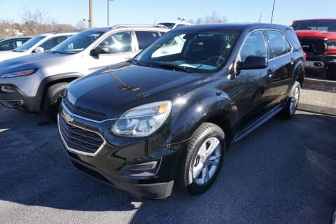 2016 Chevrolet Equinox for sale at Modern Motors - Thomasville INC in Thomasville NC