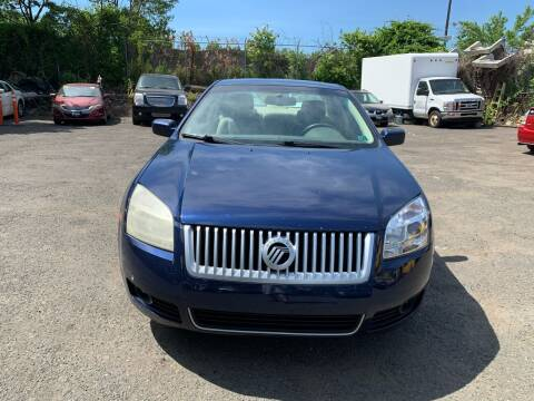 2006 Mercury Milan for sale at 77 Auto Mall in Newark NJ