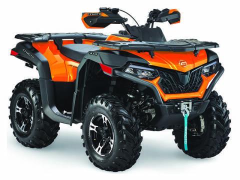 2021 CF Moto CForce 600