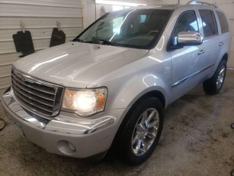 2007 Chrysler Aspen for sale at Jem Auto Sales in Anoka MN