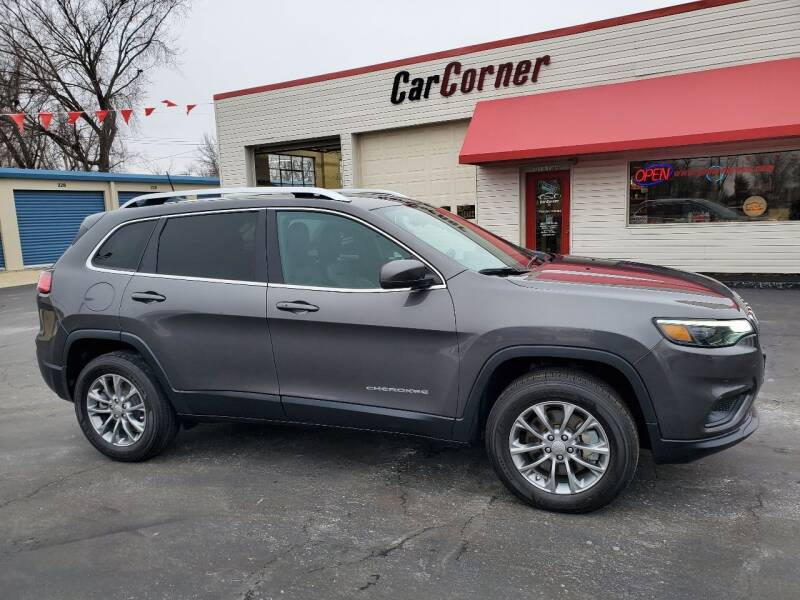 2020 Jeep Cherokee for sale at Car Corner in Mexico MO