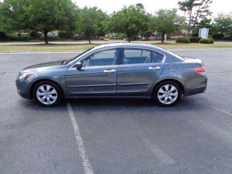 2010 Honda Accord for sale at BALKCUM AUTO INC in Wilmington NC