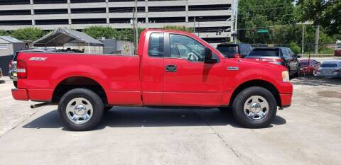 2005 Ford F-150 for sale at On The Road Again Auto Sales in Doraville GA