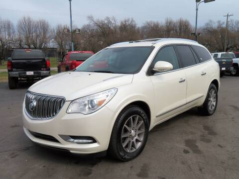 2013 Buick Enclave for sale at Low Cost Cars North in Whitehall OH