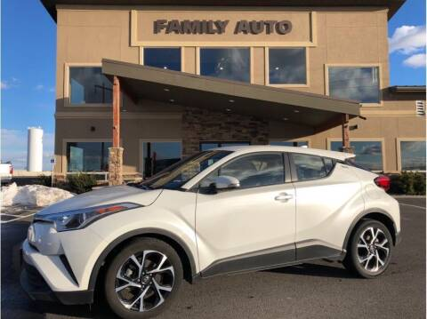 2018 Toyota C-HR for sale at Moses Lake Family Auto Center in Moses Lake WA