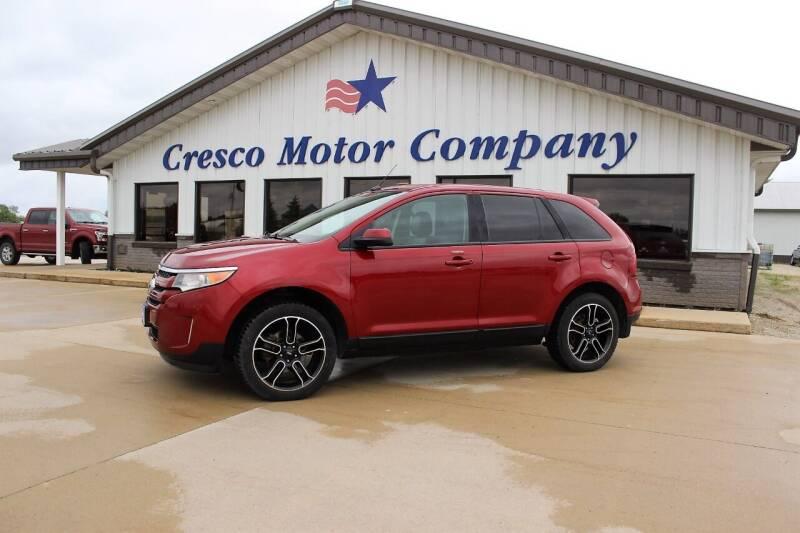 2013 Ford Edge for sale at Cresco Motor Company in Cresco IA