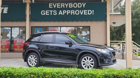 2014 Mazda CX-5 for sale at Dunn-Rite Auto Group in Longwood FL