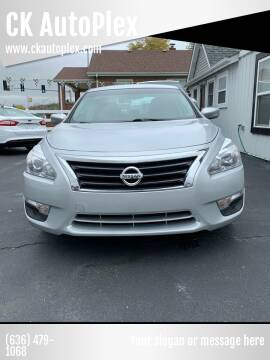 2015 Nissan Altima for sale at CK AutoPlex in Crystal City MO