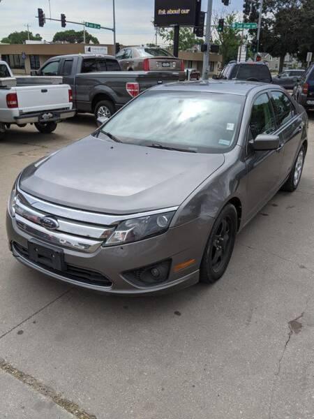 2010 Ford Fusion for sale at Corridor Motors in Cedar Rapids IA