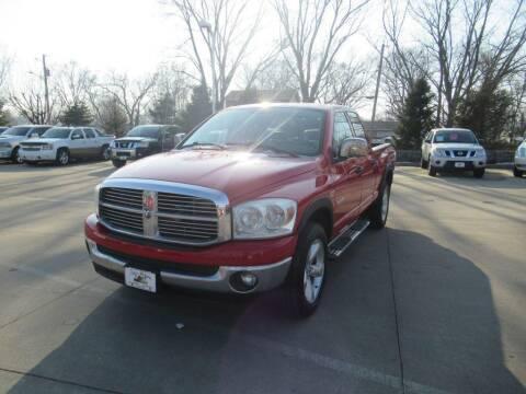2008 Dodge Ram Pickup 1500 for sale at Aztec Motors in Des Moines IA
