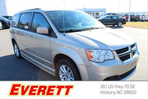 2014 Dodge Grand Caravan for sale at Everett Chevrolet Buick GMC in Hickory NC
