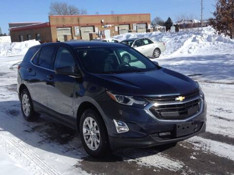 2018 Chevrolet Equinox for sale at Bruns & Sons Auto in Plover WI