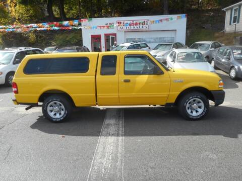 2006 Ford Ranger for sale at Ricciardi Auto Sales in Waterbury CT