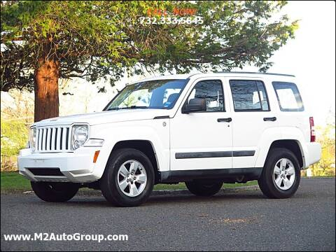 2011 Jeep Liberty for sale at M2 Auto Group Llc. EAST BRUNSWICK in East Brunswick NJ