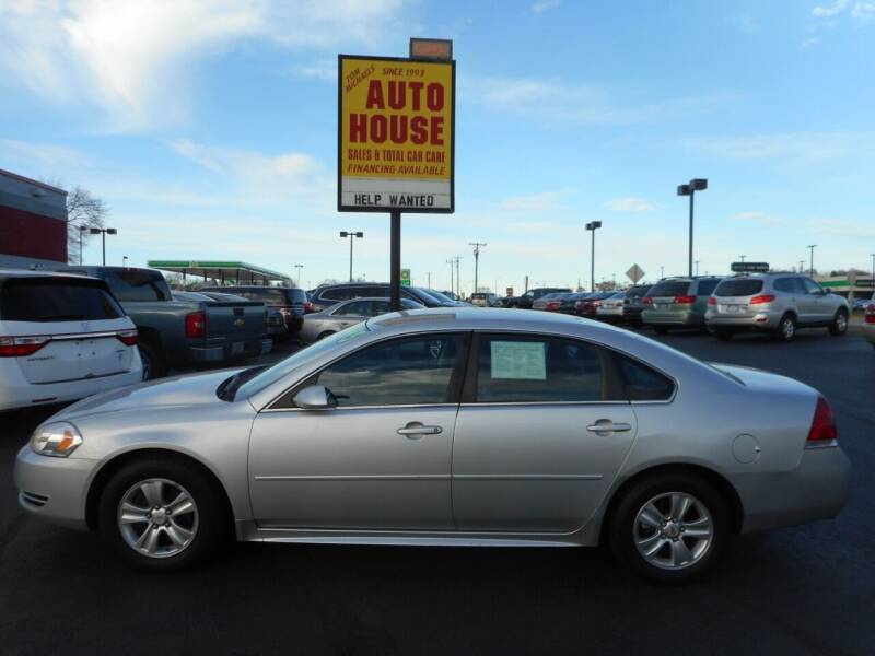 2012 Chevrolet Impala for sale at AUTO HOUSE WAUKESHA in Waukesha WI