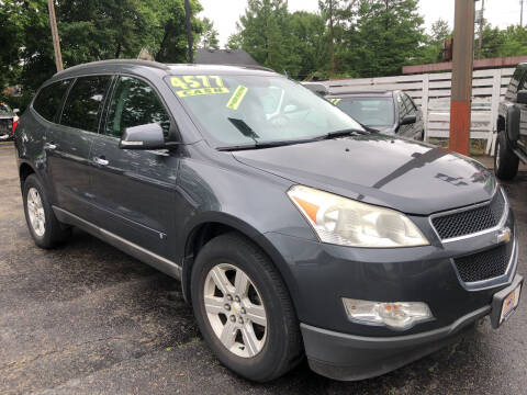 2010 Chevrolet Traverse for sale at Klein on Vine in Cincinnati OH