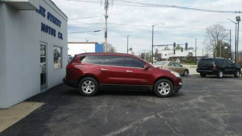 2009 Chevrolet Traverse for sale at VINE STREET MOTOR CO in Urbana IL