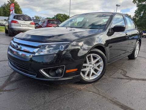 2010 Ford Fusion for sale at West Point Auto Sales in Mattawan MI