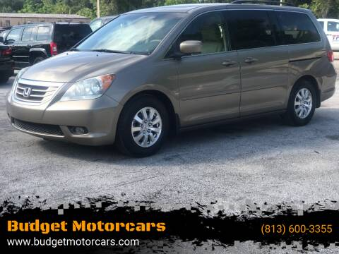 2010 Honda Odyssey for sale at Budget Motorcars in Tampa FL