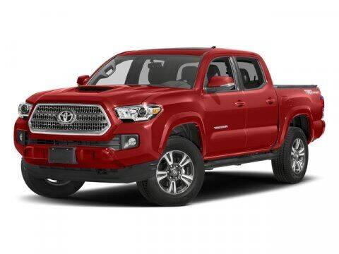 2017 Toyota Tacoma for sale at Stephen Wade Pre-Owned Supercenter in Saint George UT