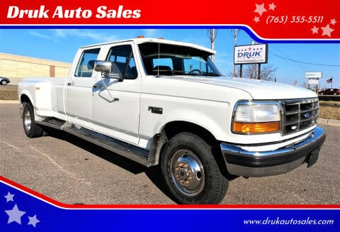 1992 Ford F-350 for sale at Druk Auto Sales in Ramsey MN