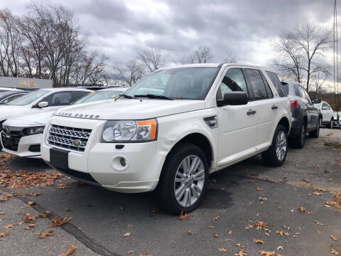 2010 Land Rover LR2 for sale at Top Line Import of Methuen in Methuen MA