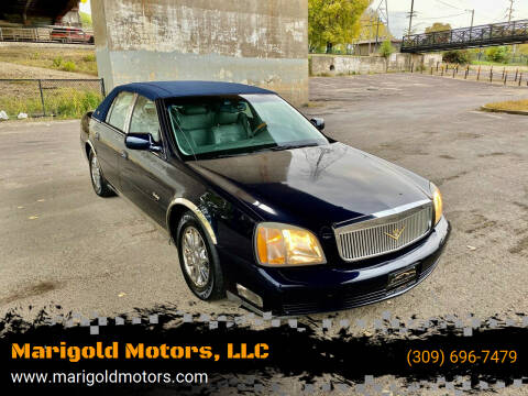 2005 Cadillac DeVille for sale at Marigold Motors, LLC in Pekin IL