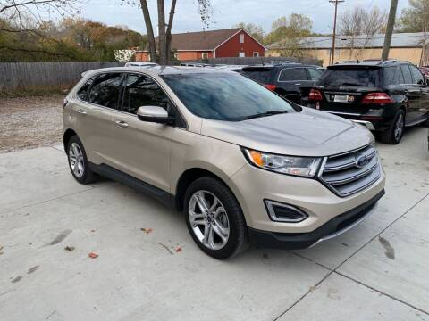 2017 Ford Edge for sale at Carflex Auto in Charlotte NC