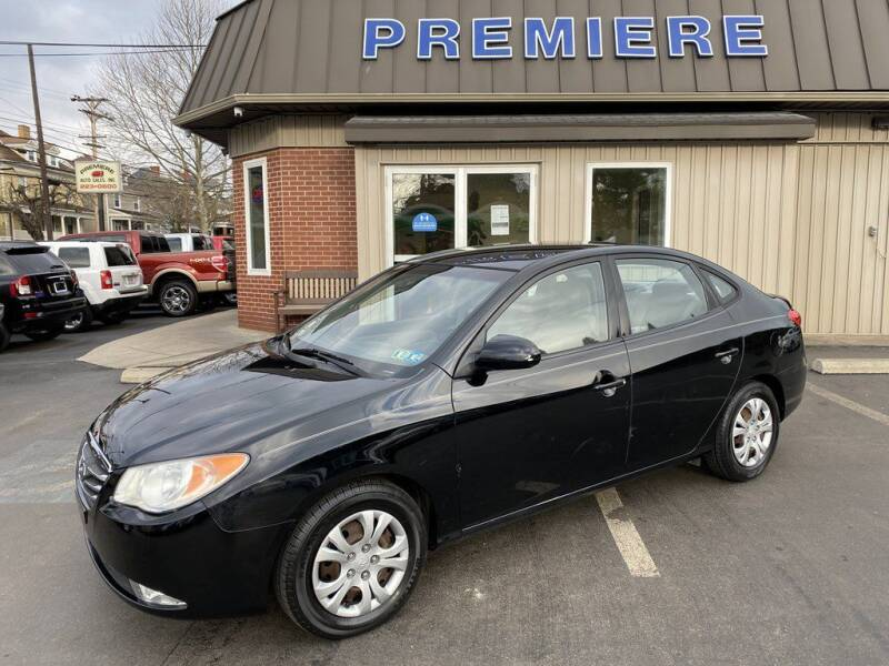 2010 Hyundai Elantra for sale at Premiere Auto Sales in Washington PA