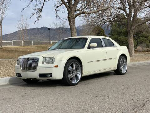 2008 Chrysler 300 for sale at Top Gun Auto Sales, LLC in Albuquerque NM