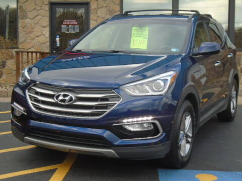2017 Hyundai Santa Fe Sport for sale at Rogos Auto Sales in Brockway PA