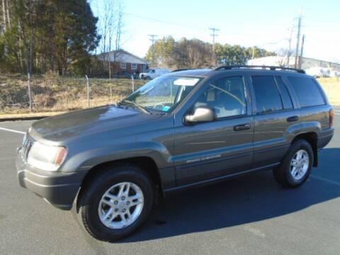 2003 Jeep Grand Cherokee for sale at Atlanta Auto Max in Norcross GA