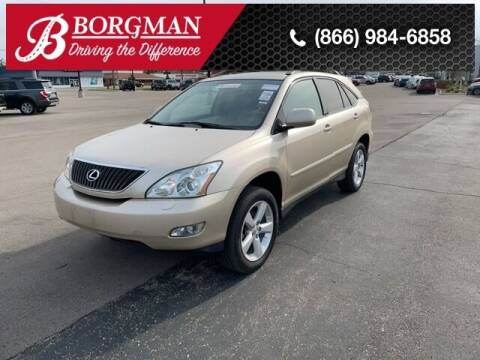 2005 Lexus RX 330 for sale at BORGMAN OF HOLLAND LLC in Holland MI