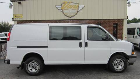 2019 GMC Savana Cargo for sale at Vans Of Great Bridge in Chesapeake VA