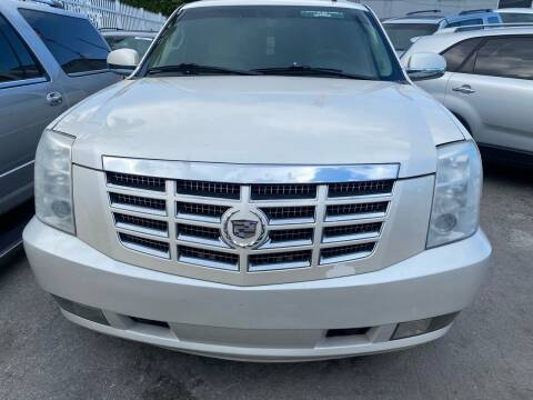 2009 Cadillac Escalade Hybrid for sale at America Auto Wholesale Inc in Miami FL