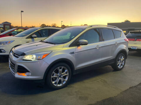 2014 Ford Escape for sale at McCully's Automotive - Trucks & SUV's in Benton KY